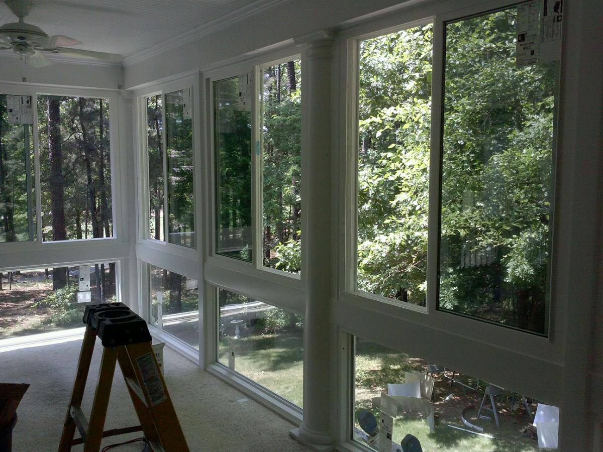 Sunroom Replacement Windows