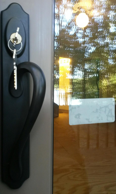 9000 Series Patio Door
