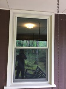 Replacement Window Job With Exterior Cing The
