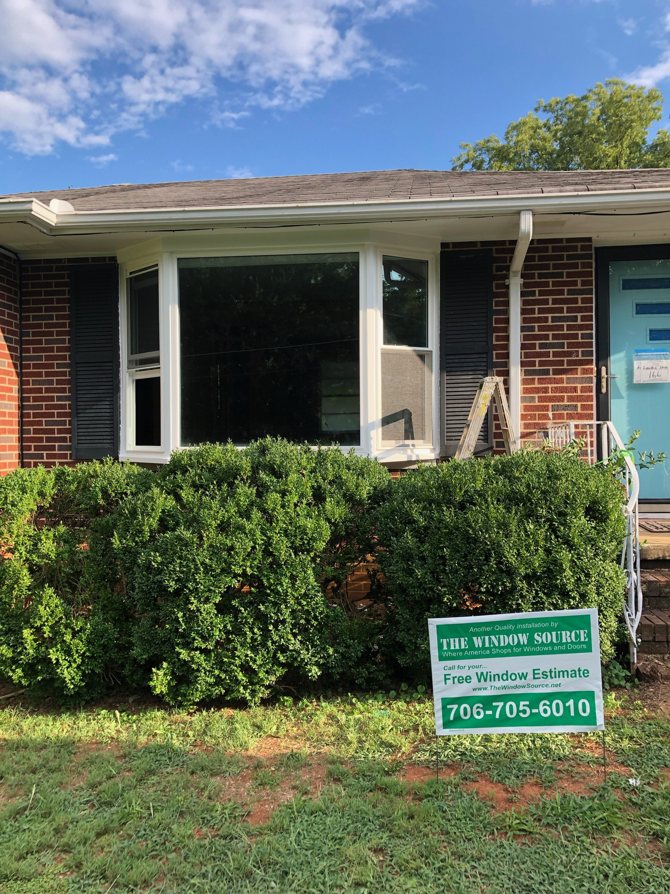 Replacement Windows In Forest Heights Community Athens Ga