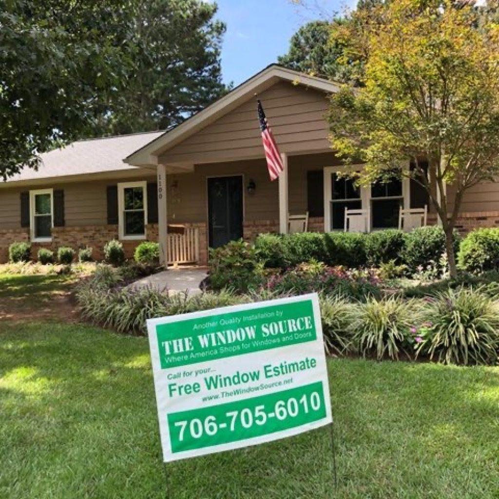 Replacement Windows - Watkinsville, GA